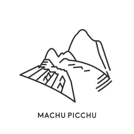 Machu Picchu, Pérou.