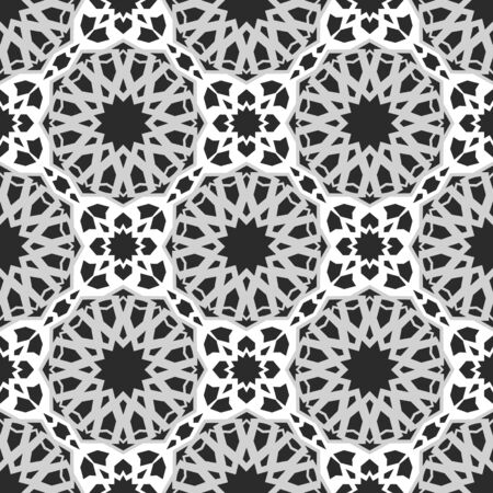 Traditional Arabic Background. Ilustração