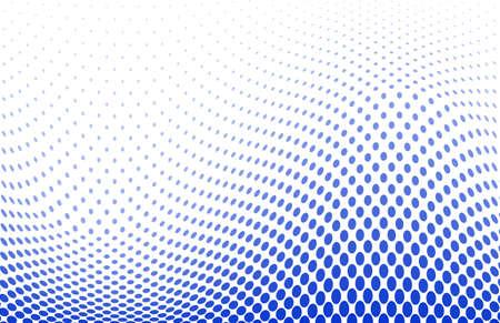 点線のハーフトーンの背景のベクトル イラスト 写真素材 - 20466042