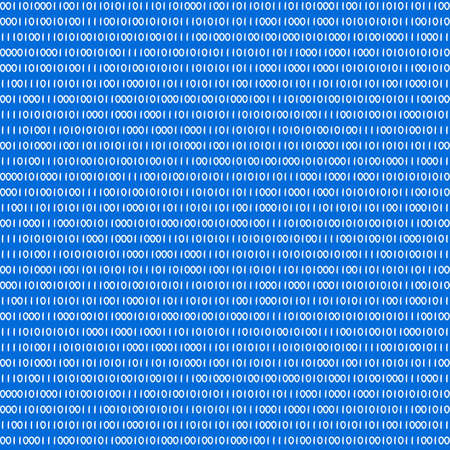 null: illustration of a seamless pattern of an abstract binary background