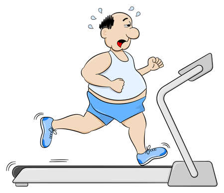 4,359 Treadmill Stock Illustrations, Cliparts And Royalty Free ...