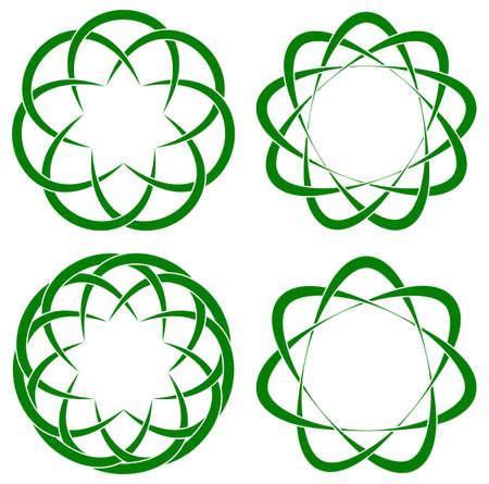 celt: vector illustration of celtic knots