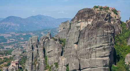 Meteora in Greece.