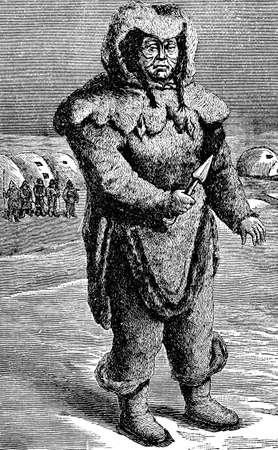 이누이트의 빅토리아 조각