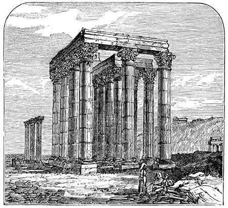 Digitally restored from a late 19th Century encyclopedia. Banco de Imagens - 96494618