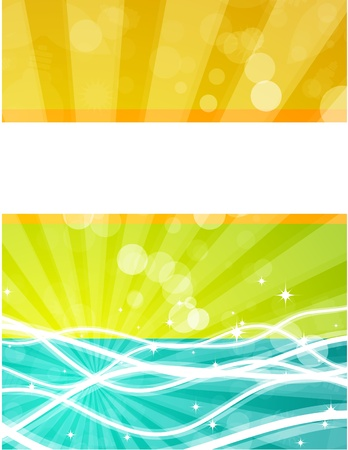 Vector abstract colorful background Stock Vector - 9840048