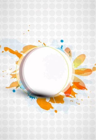Vector abstract colorful background Stock Photo - 9840103
