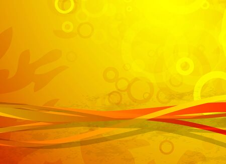 wavy background: Vector wavy lines. Abstract background