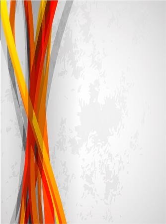 smooth curve design: Fondo de l�neas abstractas