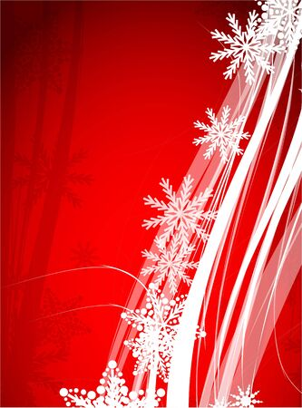 Christmas abstract background Stock Vector - 9933248