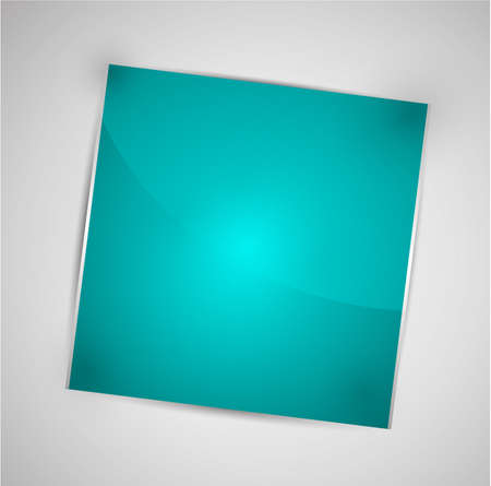 Abstract square banner Stock Vector - 9933627