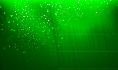 Green shiny light background photo