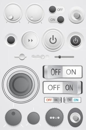 Vector user interface collection