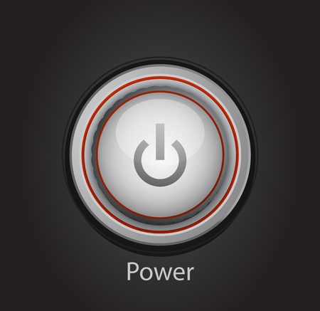 personal element: power button