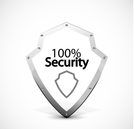 Protected and security icons Vector