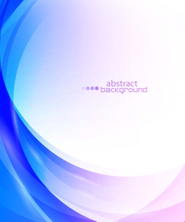 blue background: Abstract background set