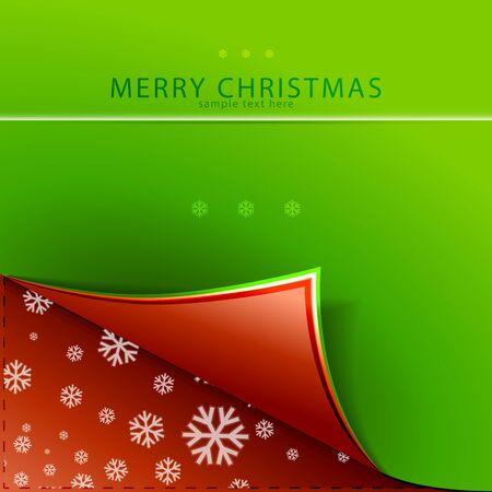 Vector Christmas background photo