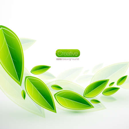 Nature abstract background photo
