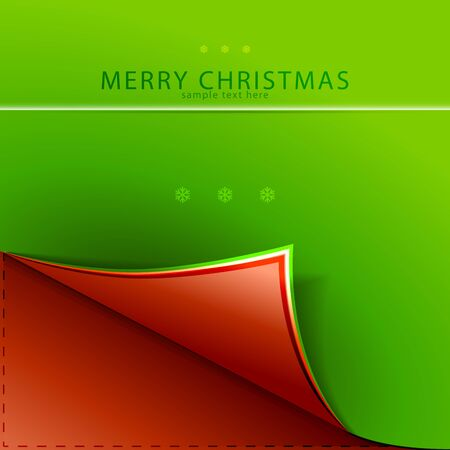 Vector Christmas background photo