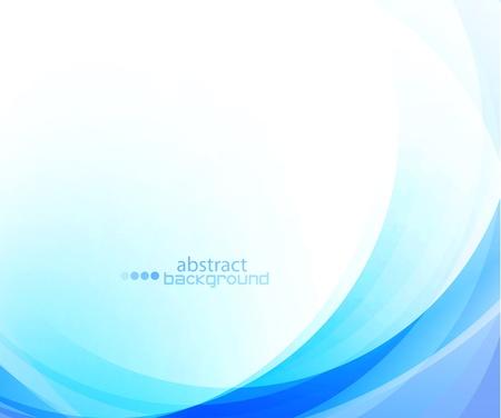 fondos azules: Conjunto de fondo abstracto