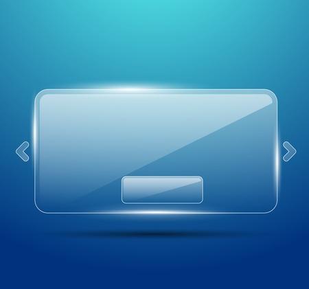 Vector web box