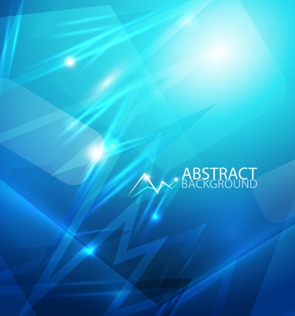 lightnings: Abstract background Illustration