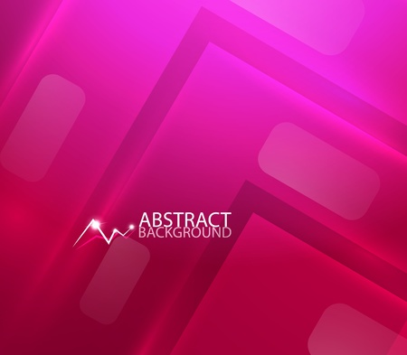 Vector abstract geometric background Stock Photo - 12501139