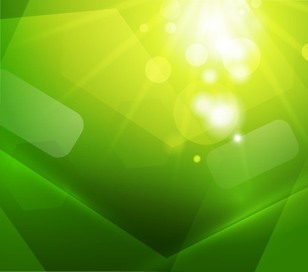 Vector abstract geometric background Stock Photo - 12501362