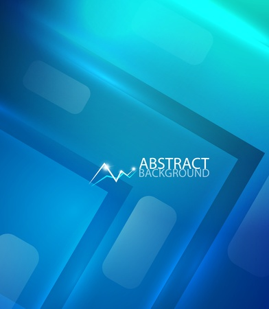 abstract geometric background Stock Vector - 12492473