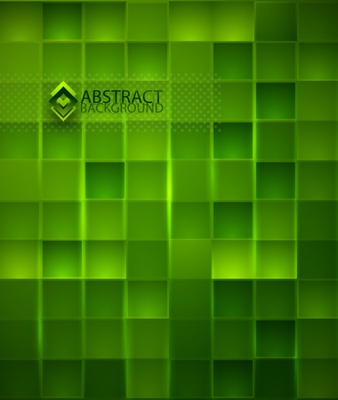 Abstract square background texture Stock Vector - 13002196