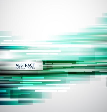 tech: Las l�neas de fondo abstracto Vectores