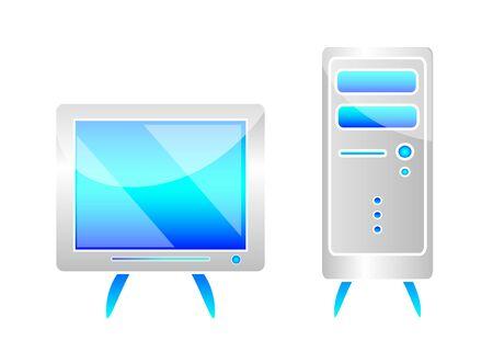 Computer icons Stock Photo - 13190948