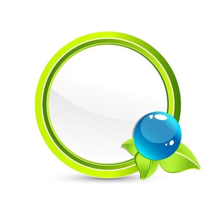 Groen, natuur, blad begrip