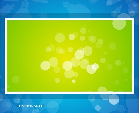 Nature screen concept background Stock Vector - 13269780