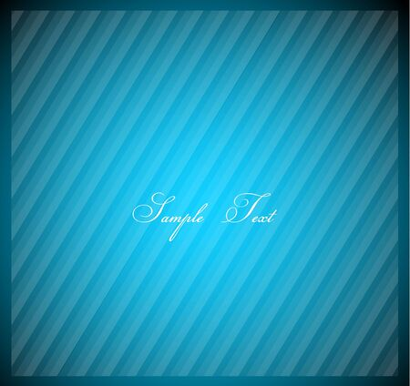 Blue Christmas wavy lines background Vector
