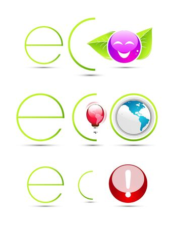 Eco concept Stock Vector - 13269944