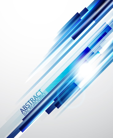 straight a: Straight blue lines background