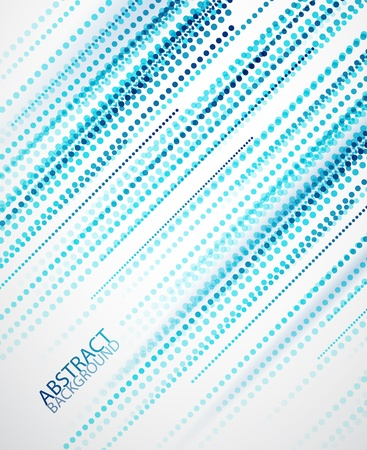 Straight blue lines background Vector