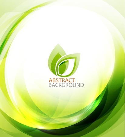 environnement entreprise: Fond vert de l'�nergie �cologique