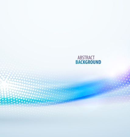 Abstract wave background Stock Vector - 13452584