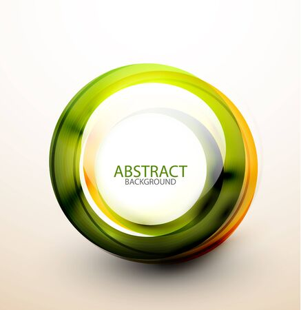 Abstract web bubble banner Stock Photo - 13693532