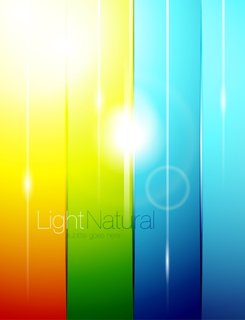 Colorful shiny backgrounds Stock Vector - 13879050