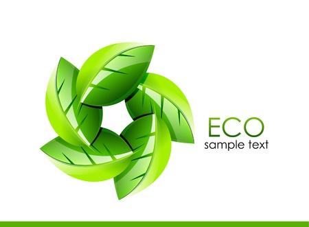 Green concept Stock Vector - 14012765