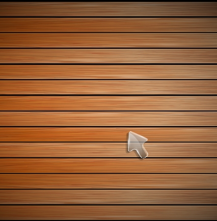 Wood plank texture Stock Vector - 14898627