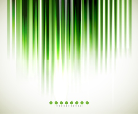 green tone: Abstract straight lines background