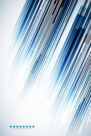 Abstrakte geraden Linien Hintergrund Vektorgrafik
