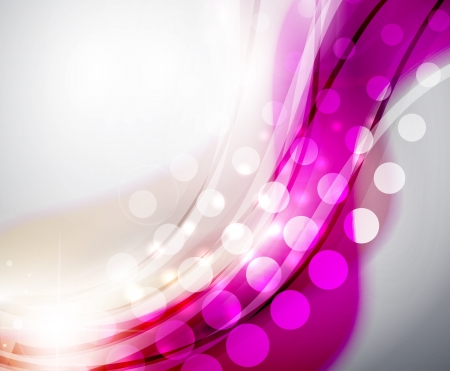 Colorful abstract wave backgrounds Stock Photo - 15017403