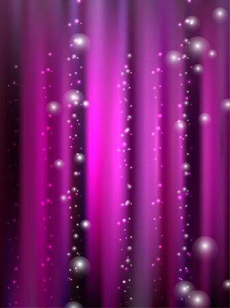 Glowing line background Vector