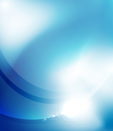 오로라: 반짝이 배경
