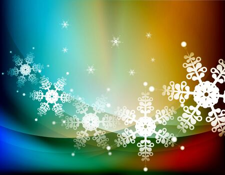 Christmas background Stock Vector - 16135625
